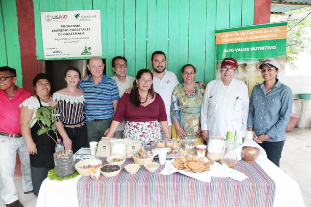 CONAP facilita ampliación de concesiones forestales en Petén