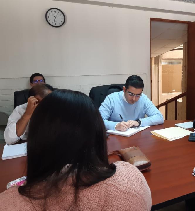 CONAP atiende citación en el Congreso de la República