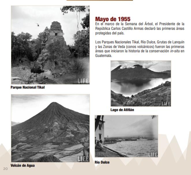 24 de agosto, Día Internacional de los Parques Nacionales