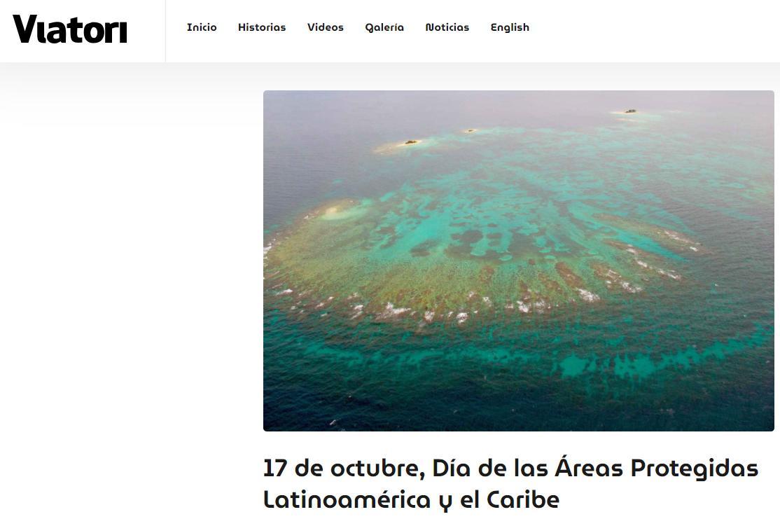 17 de octubre, Día de las Áreas Protegidas Latinoamérica y el Caribe