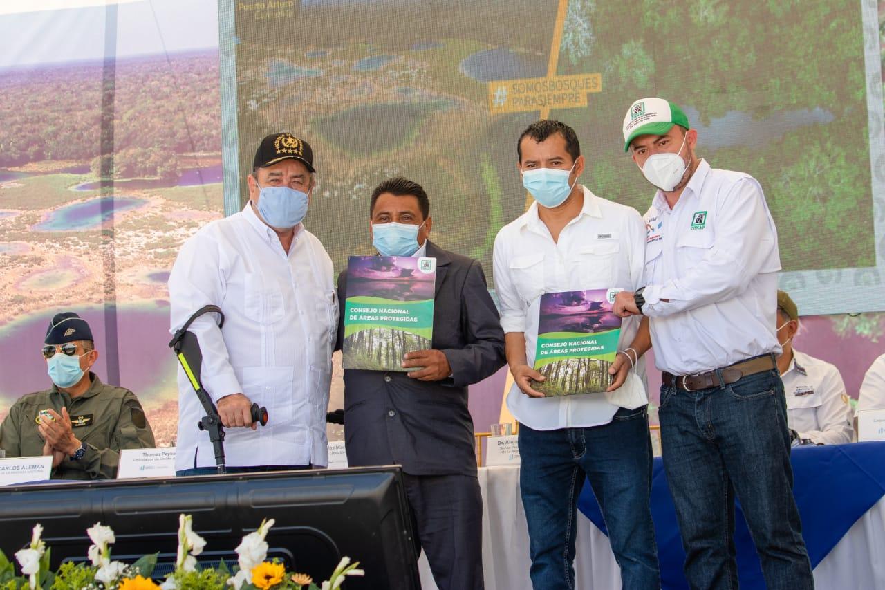 Prórroga de 25 años a las Concesiones Forestales Comunitarias en la RBM